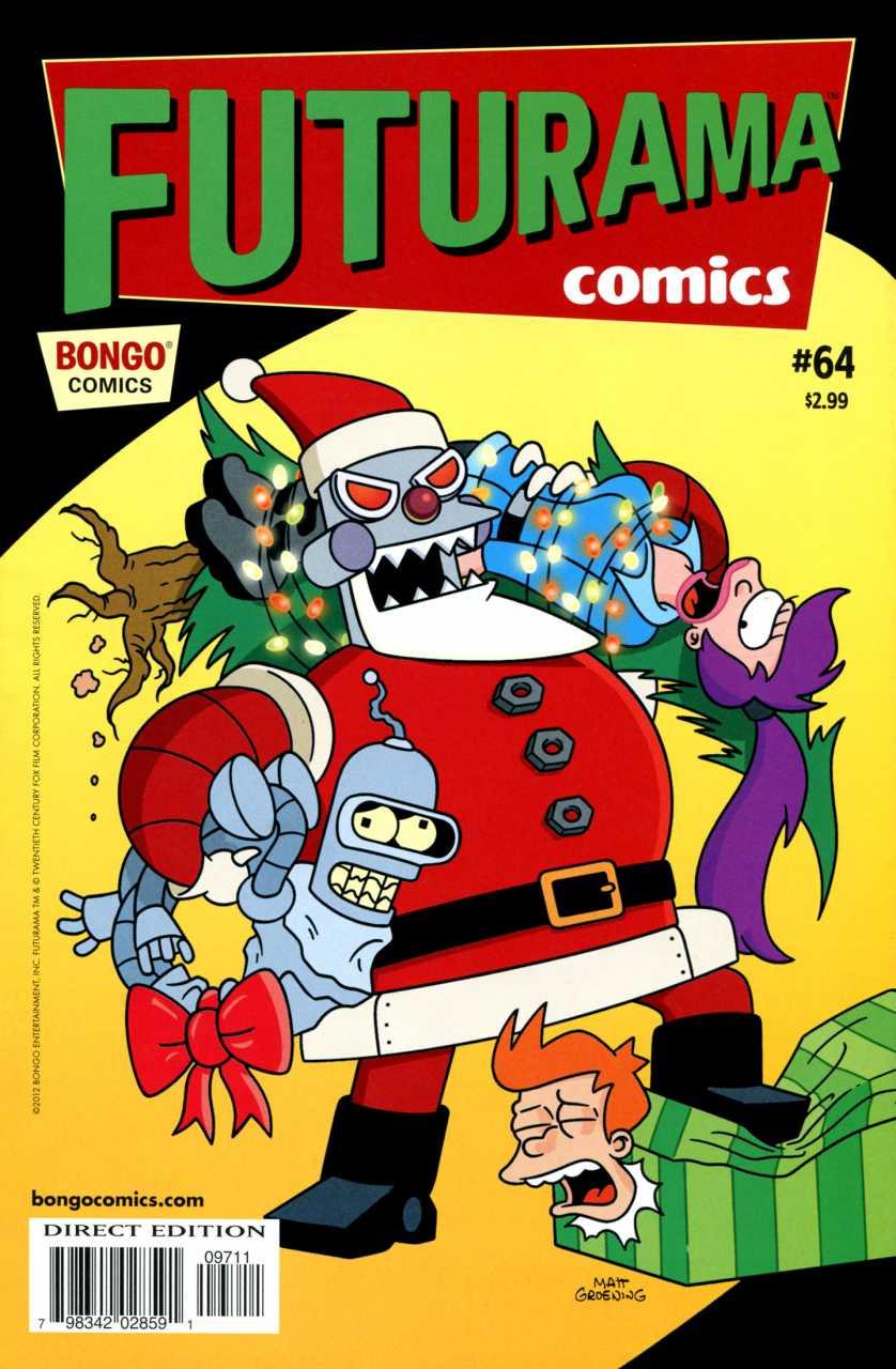 Futurama Comics #64