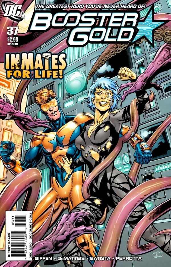 Booster Gold #37