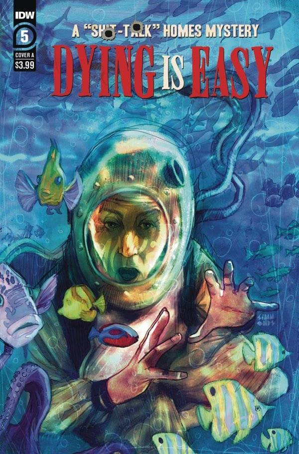 Dying is Easy #5 review
