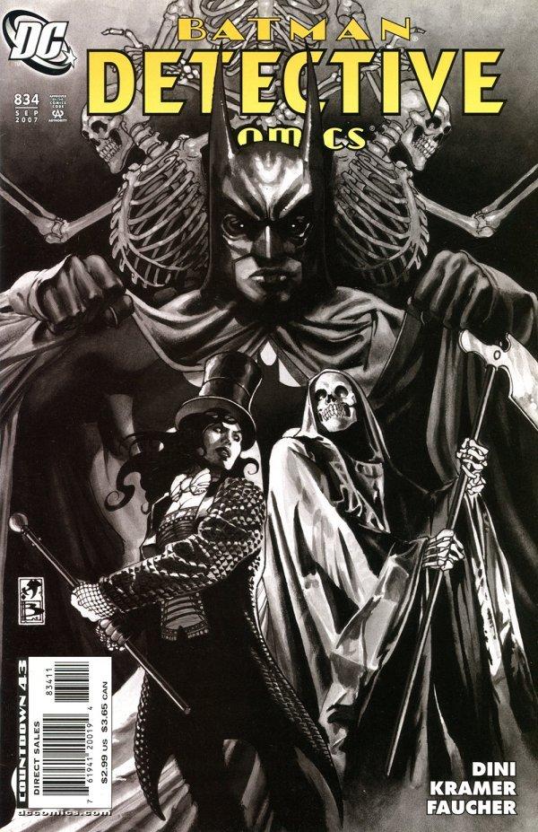 Detective Comics #834