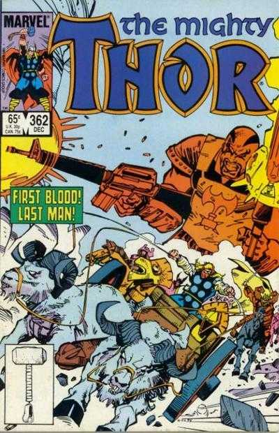 The Mighty Thor #362