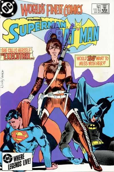 World's Finest Comics #314