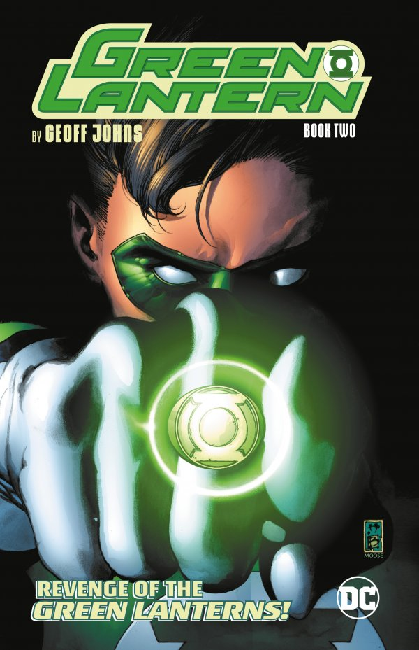 Green Lantern by Geoff Johns Book Two TP