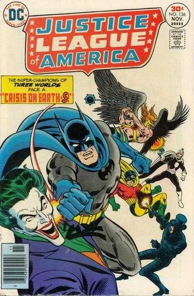 Justice League of America #136