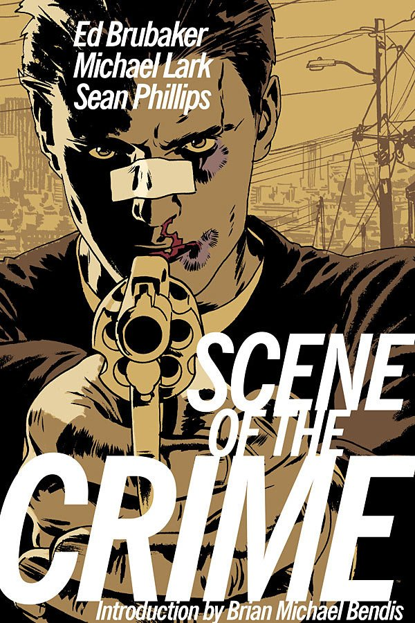 Scene of the Crime Deluxe Edition HC