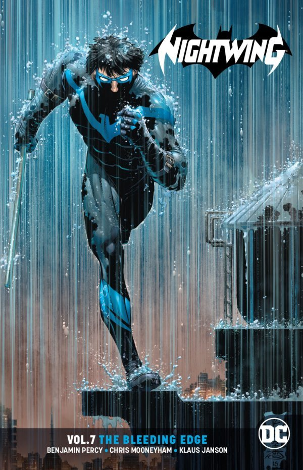 Nightwing Vol. 7: The Bleeding Edge TP