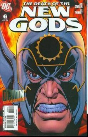 The Death of the New Gods #6