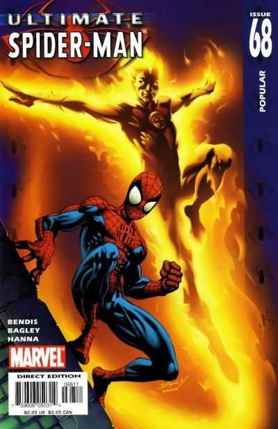 Ultimate Spider-Man #68