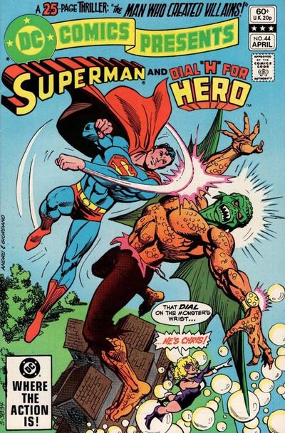 DC Comics Presents #44