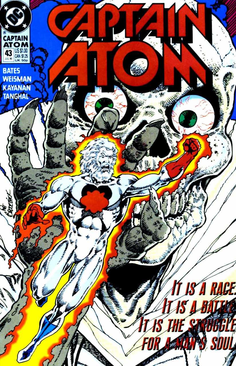 Captain Atom #43