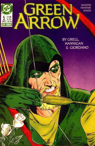 Green Arrow #5