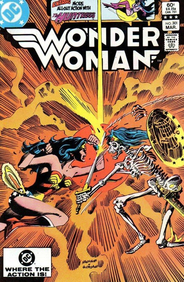 Wonder Woman #301