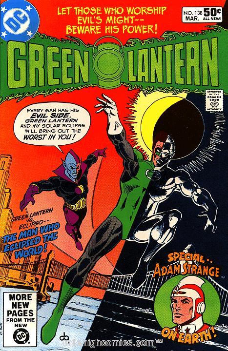 Green Lantern #138