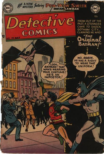 Detective Comics #195