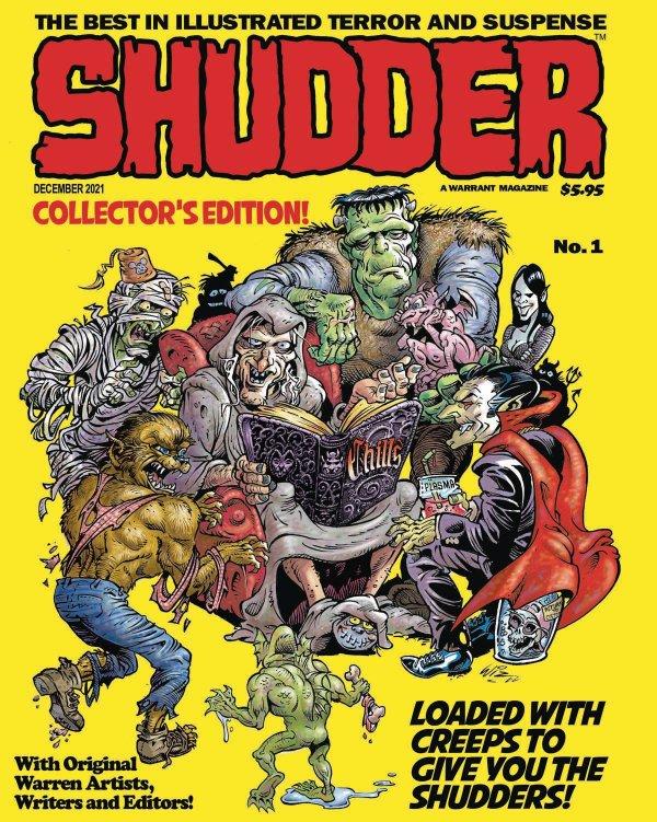 Shudder Magazine #1