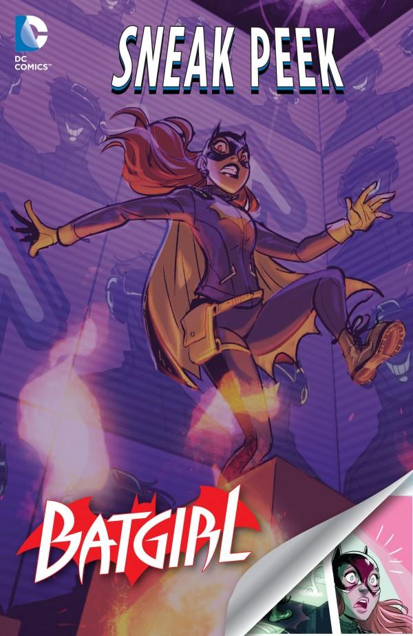Batgirl: DC Sneak Peek
