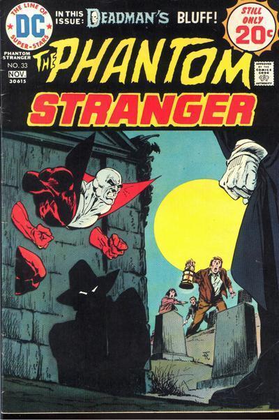 The Phantom Stranger #33