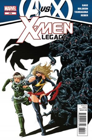 X-Men: Legacy #270