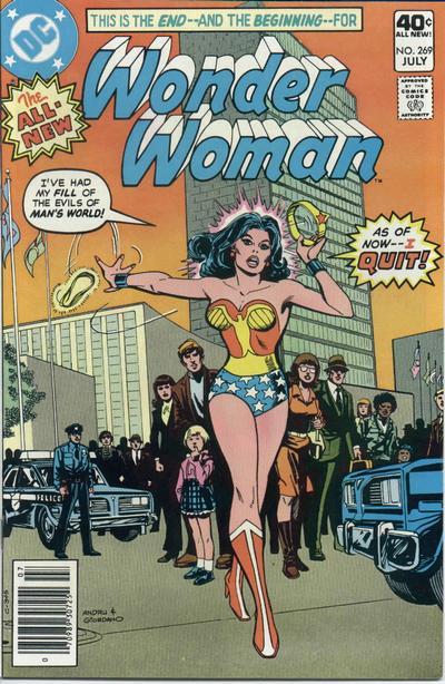 Wonder Woman #269