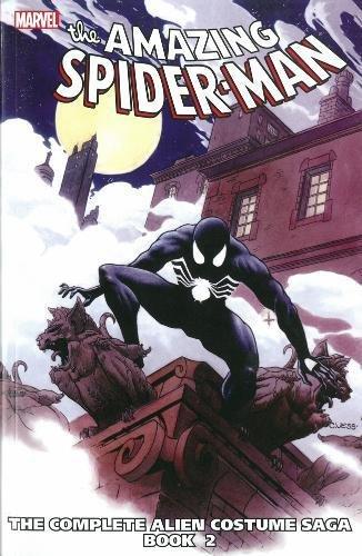 Spider-Man Complete Alien Costume Saga Book 2 TP