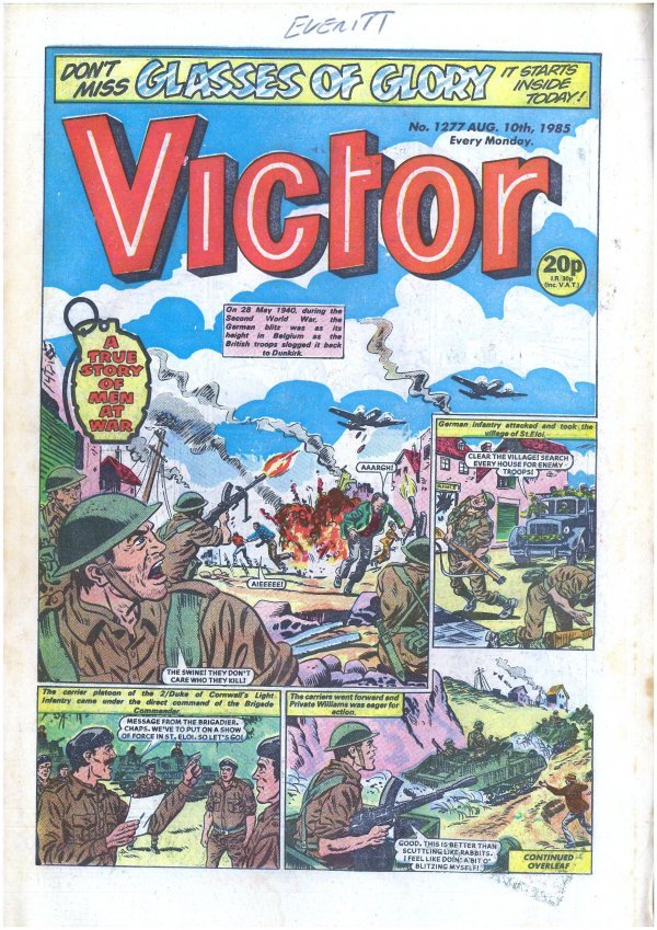 The Victor #1277