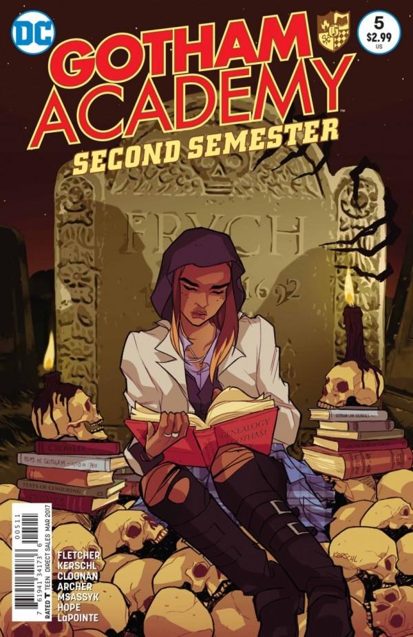 Gotham Academy: Second Semester #5
