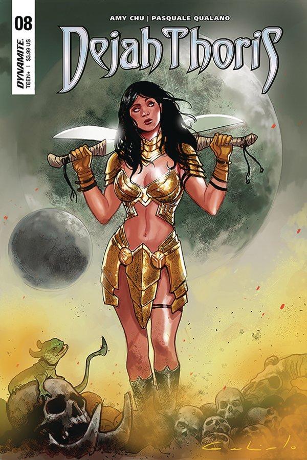 Dejah Thoris #8