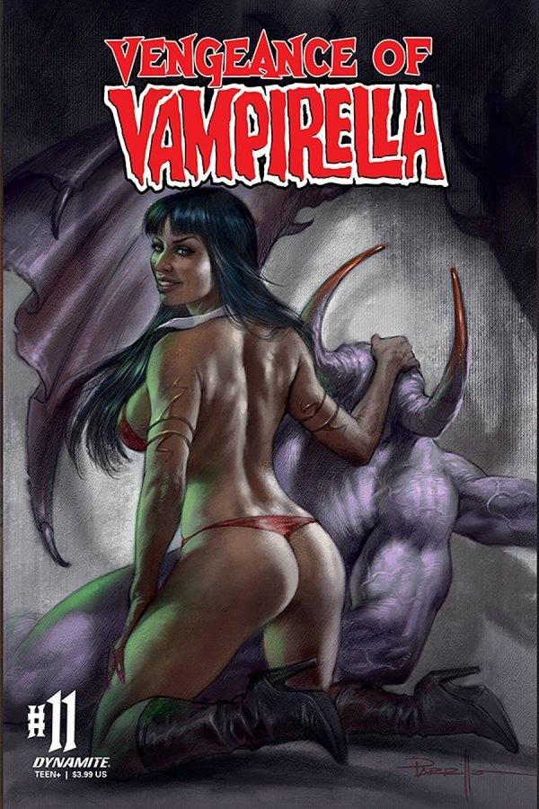 Vengeance of Vampirella #11