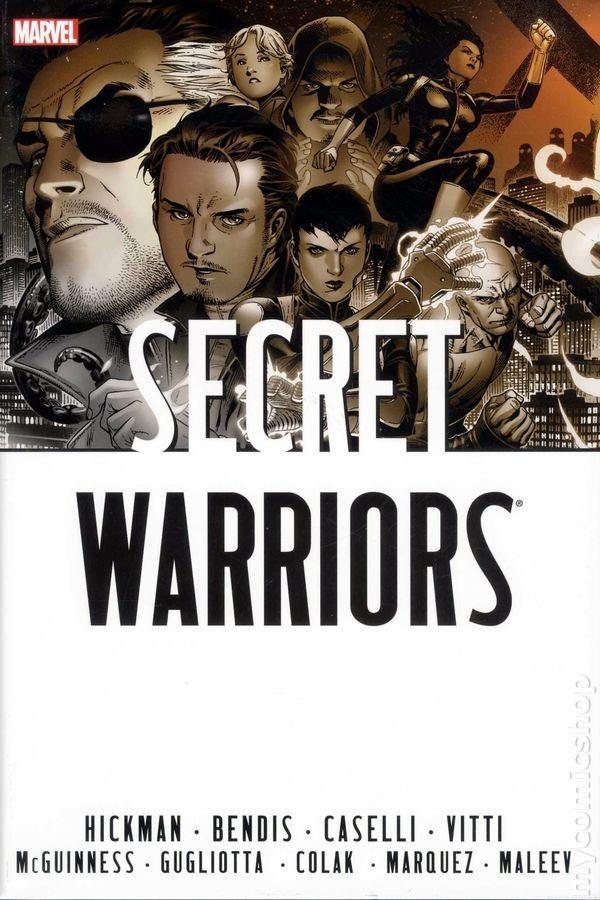 Secret Warriors Omnibus HC