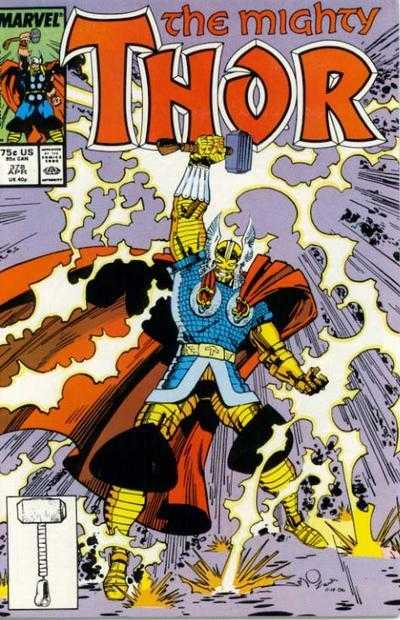 The Mighty Thor #378
