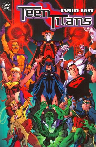 Teen Titans Vol. 2: Family Lost TP