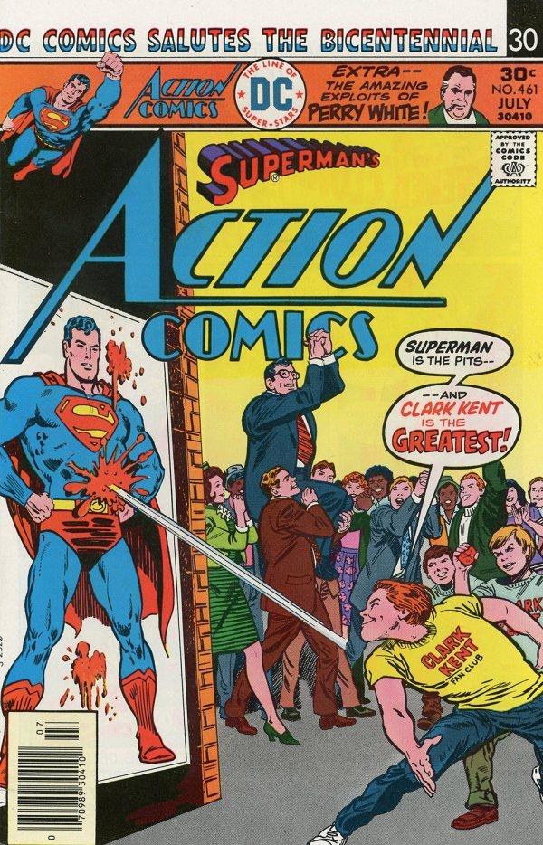 Action Comics #461