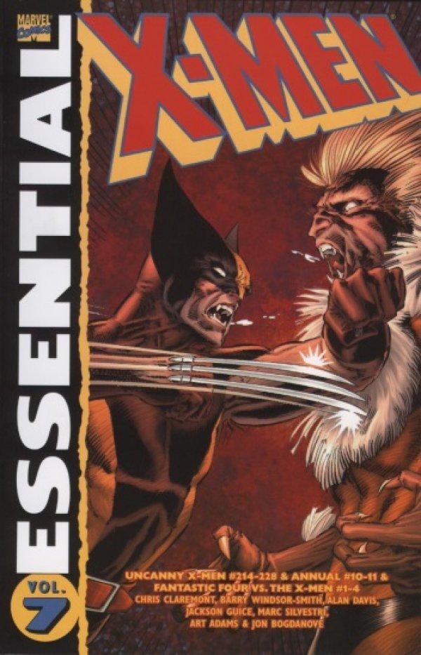 Essential X-Men Vol. 7 TP New Ed