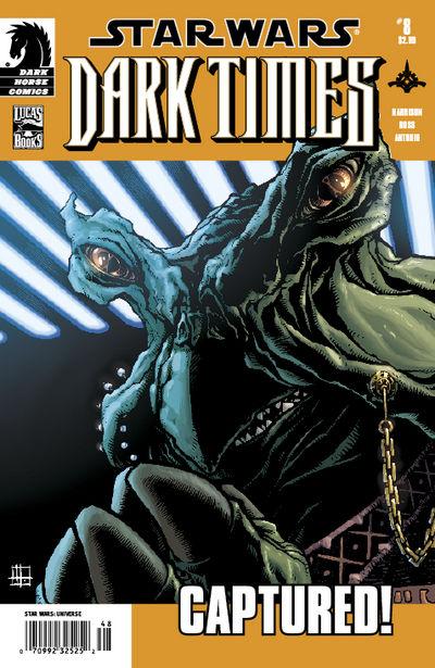 Star Wars: Dark Times #8