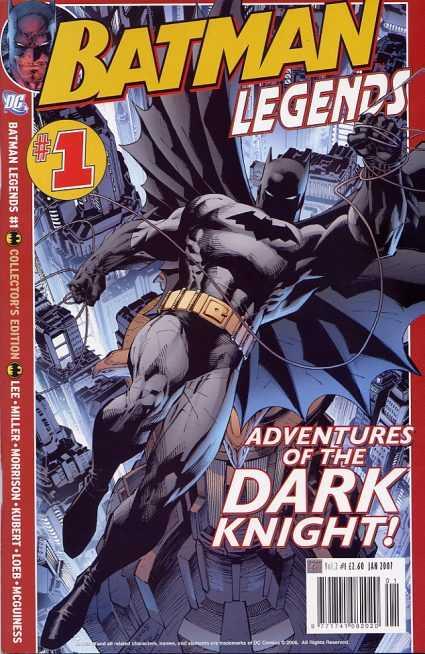 Batman Legends #1
