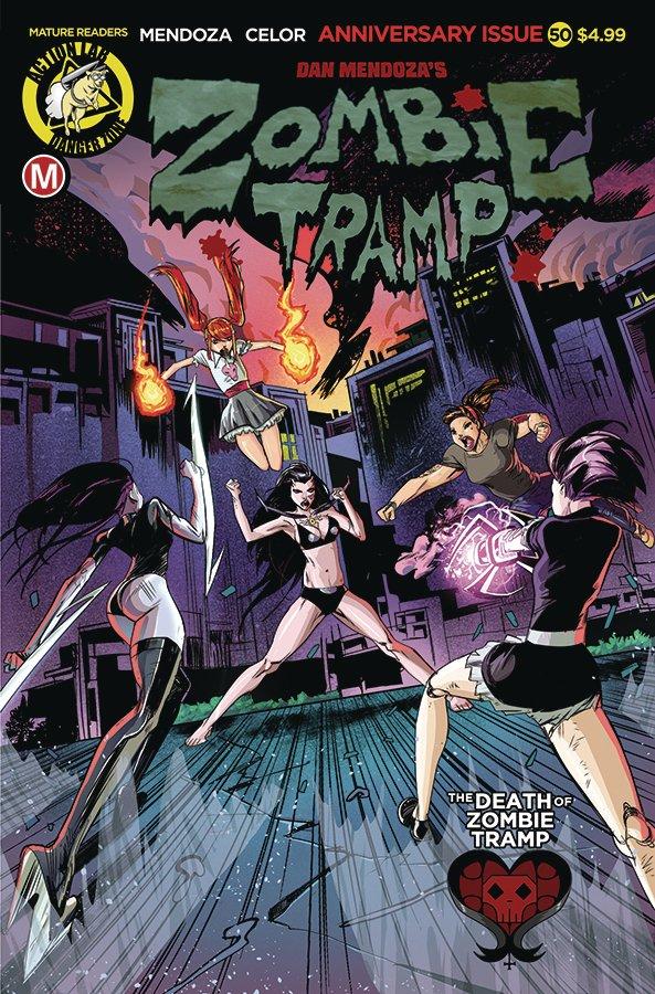 Zombie Tramp #50