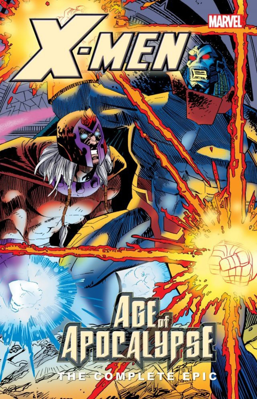 X-Men: Age of Apocalypse - The Complete Epic Book 4 TP