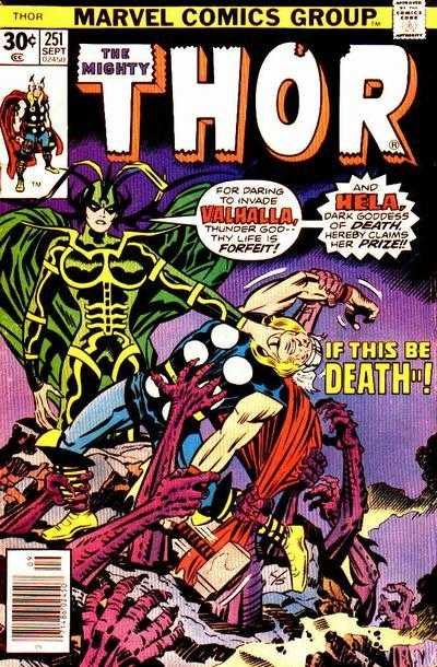 The Mighty Thor #251