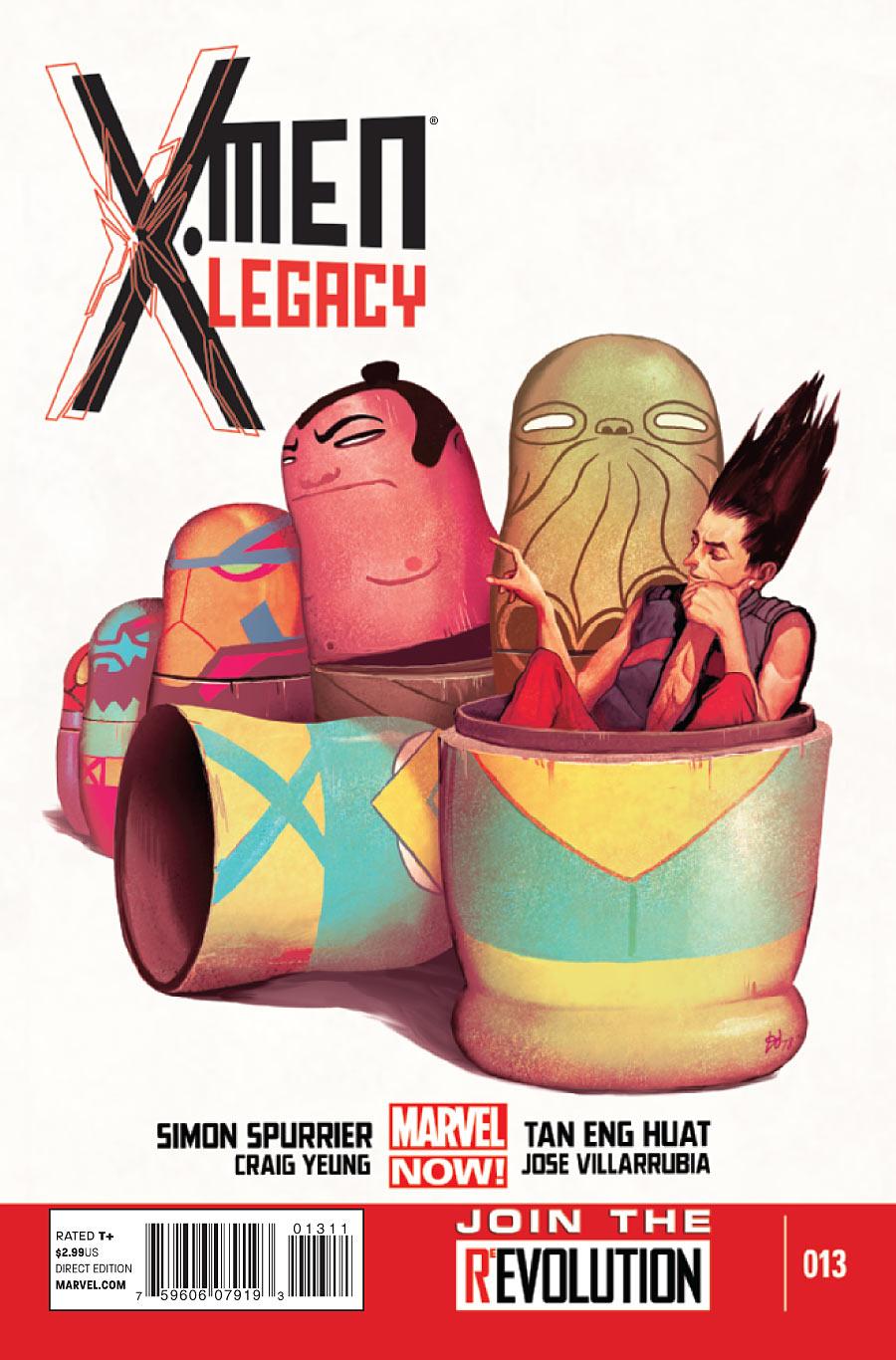 X-Men: Legacy #13