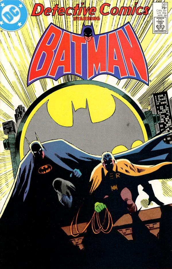 Detective Comics #561