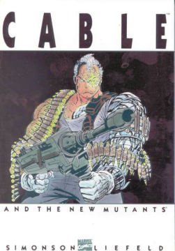 Cable and The New Mutants TP