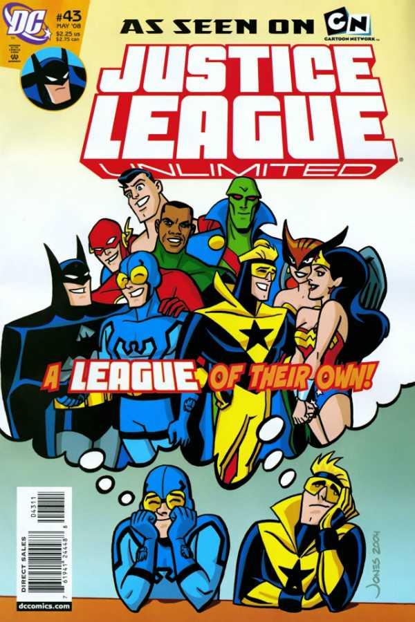 Justice League Unlimited #43