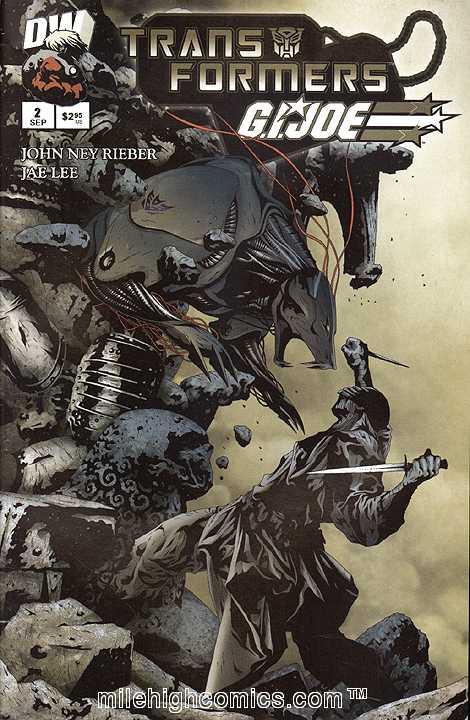 Transformers/G.I. Joe #2