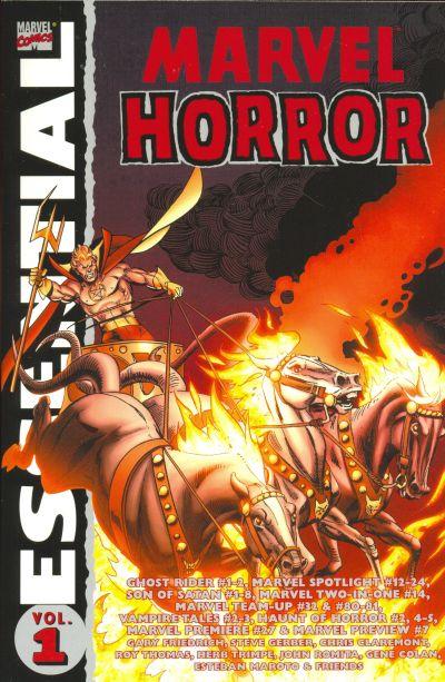Essential Marvel Horror Vol. 1 TP