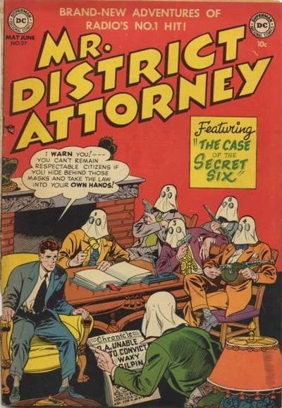 Mr. District Attorney #27