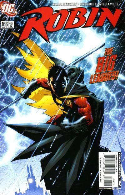 Robin #166