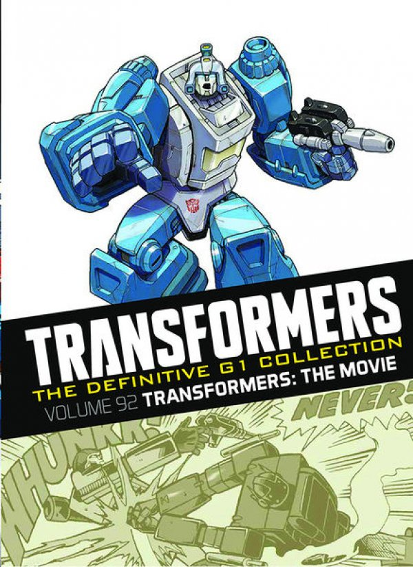 Transformers The Definitive G1 Collection Vol. 092 Transformers: The Movie