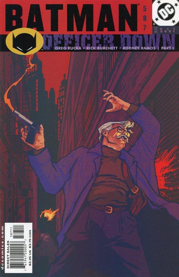 Batman #587