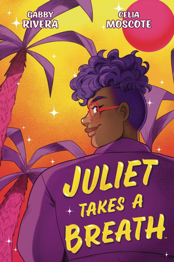 Juliet Takes A Breath OGN