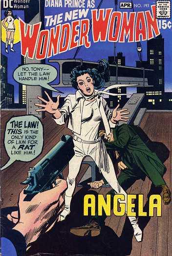 Wonder Woman #193